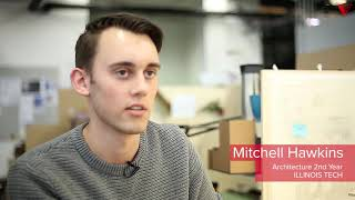 Download Architecture students design their own workspaces Video