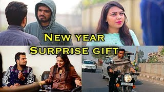 Download New Year Surprise Gift - Amit Bhadana Video