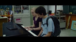 Download A Brilliant Young Mind (X+Y) Piano & Synesthesia Scene - Bach/Gounod Ave Maria Video