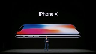 Download Apple iPhone X event in 15 minutes Video