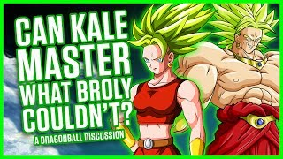 Download CAN KALE MASTER WHAT BROLY COULDN'T? | A Dragonball Discussion Video