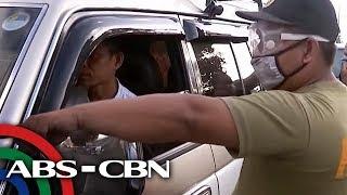Download Mga residente sa Talisay, pulis nagsagutan dahil sa Taal lockdown | TV Patrol Video