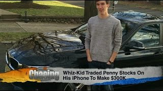 Download Whiz Kid Makes $300,000 Trading Penny Stocks Video
