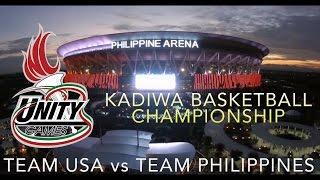 Download International Unity Games: Kadiwa Basketball Championship Video
