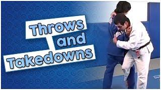 Download Brazilian Jiu-Jitsu: Throws and Takedowns - Master Marcus Vinicius Di Lucia Video
