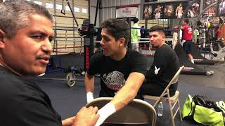 Download What Robert Garcia thinks about Canelo testing positive Video