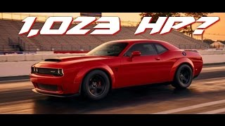 Download DODGE DEMON: 1023 HORSES FROM THE DEPTHS OF HELL Video