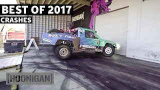 Download [HOONIGAN] DTT 185: Crashes and Other F-Ups - Best of 2017 Video