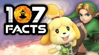 Download 107 Super Smash Bros. Ultimate Facts YOU Should Know | The Leaderboard Video