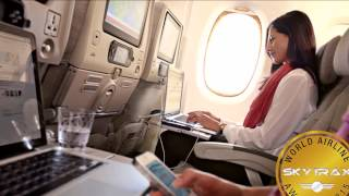 Download World's Best Economy Class airlines 2015 by Skytrax - the top 10 Video