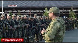 Download Рамзан Кадыров поднял по тревоге чеченских силовиков Video