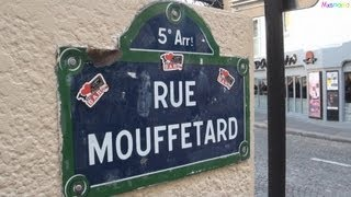 Download A Visit to the Rue Mouffetard Video