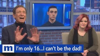 Download I'm only 16...I can't be the father! | The Maury Show Video