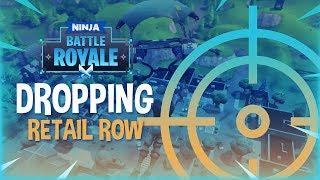 Download Dropping Retail Row! - Fortnite Battle Royale Gameplay - Ninja Video