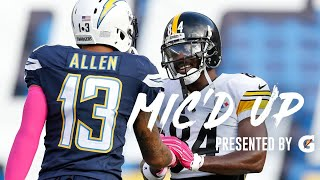 Download Mic'd Up with Keenan Allen - San Diego Chargers Video