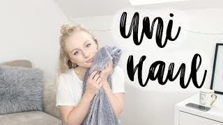 Download FIRST YEAR UNIVERSITY HAUL | KITCHEN, BEDROOM & BATHROOM |EMILY ROSE Video