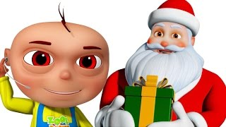 Download Zool Babies Finding Santa Claus | Christmas Show | Funny Cartoon Shows For Kids Video
