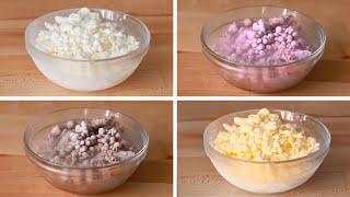 Download Liquid Nitrogen Ice Cream 4 Ways Video
