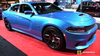 Download 2016 Dodge Charger 392 HEMI - Exterior and Interior Walkaround - 2016 Chicago Auto Show Video