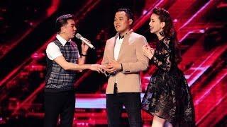 Download Bùi Khánh Bình (Sông Quê & Lan Điệp & Người Đi Ngoài Phố) - X Factor Tập 3 - VTV3 Video