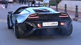 Download BEST of Top Marques Monaco 2018! - Burnouts, Police, Tuned Cars, Crazy Situations & More! Video