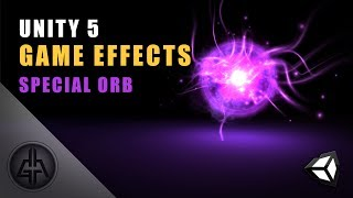 Download Unity 5 - Game Effects VFX - Glowing Orb Video