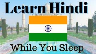 Download Learn Hindi While You Sleep // 88 Common Hindi Phrases and Words \\ Subtitles English/Hindi Video