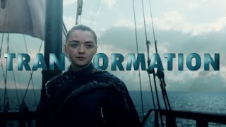 Download The Transformation of Arya Stark Video