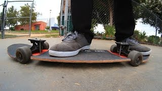 Download LOW RIDER SKATEBOARD | YOU MAKE IT WE SKATE IT EP 10 Video