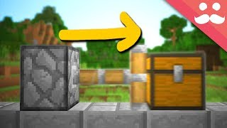 Minecraft Xbox 360 / One Hidden Features - Barrier Block