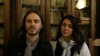Download Jonathan and Elisa Jackson interviewed in Paris by Andreea Ionescu for Apostolia.tv Video