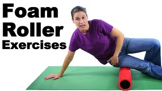 Download Foam Roller Exercises to Relieve Muscle Pain - Ask Doctor Jo Video