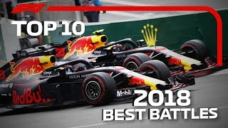 Download Top 10 Battles of 2018 Video