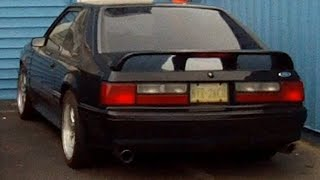 Download Everyday Foxbody 5.0 Mustangs still running the streets! Video