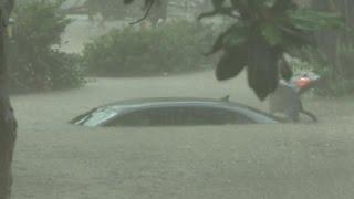 Download Watch: Dramatic flood damage in Louisiana Video
