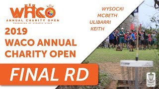 Download DGPT: Waco Annual Charity Open presented by Dynamic Discs - MPO - Round 3 Video