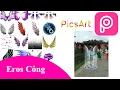 Download [Picsart TIPS] Hướng dẫn chi tiết tạo hiệu ứng cánh thiên thần + Vòng tròn xoắn Video