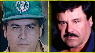Download Pablo Escobar Vs. 'El Chapo' Guzmán Comparison | Narcos Netflix Video