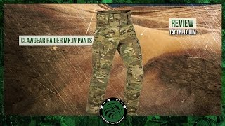 Download REVIEW- Clawgear Mk.IV Raider Pants Video