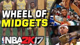 Download WHEEL OF NBA MIDGETS Video