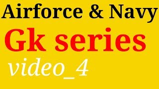 Download GS for Airforce & Navy very very important questions by Ram Sir Video