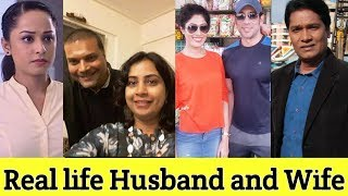 Download Real life Husband and Wife of All C.I.D Actors. Sony tv - AFY News Video
