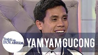Download Yamyam talks about the jobs he used to work before | TWBA Video