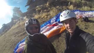 Download Taking Dad Paragliding Video