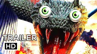 Download SNAKE OUTTA COMPTON Official Trailer (2017) Sci Fi Spoof Movie HD Video