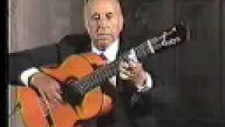 Download Rare Flamenco Guitar Video: Carlos Montoya - Farruca Video