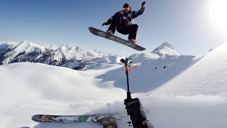 Download GoPro: Getting The Shot with Travis Rice Video