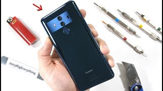 Download Huawei Mate 10 Pro Durability Test - Is Beauty Structural? Video