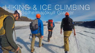 Download Glacier Hiking & Ice Climbing [Iceland Adventure] Video