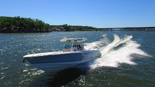 Download The Unsinkable Legend: 2018 Boston Whaler 330 Outrage For Sale At Lake Of The Ozarks Missouri Video